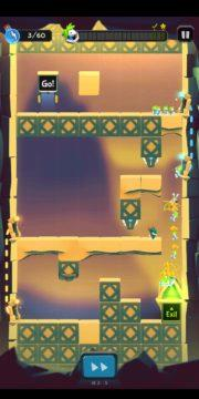 Lemmings – Android hra 07