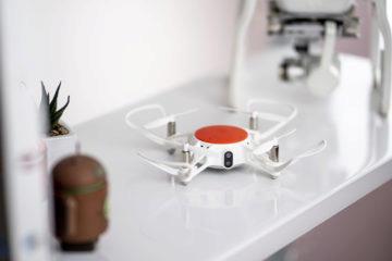 Levný dron Xiaomi zpracovani
