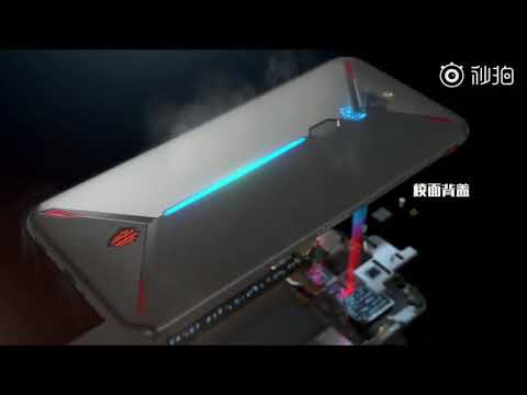 Nubia Red Magic 3 Gaming Smartphone Promotional Video