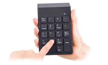 numerická klávesnice