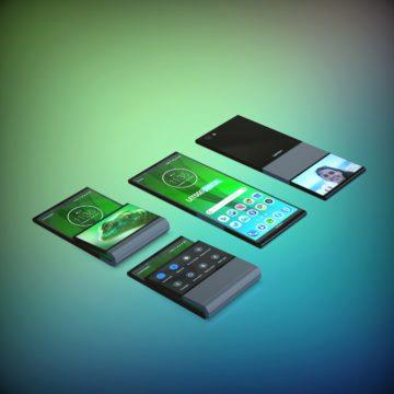 ohebny smartphone lenovo