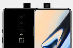 oneplus 7 design a displej