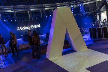 Samsung Galaxy A event