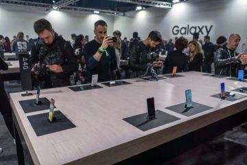 Samsung Galaxy A telefony