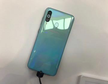 samsung galaxy a60 design