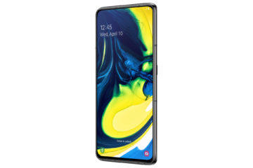 Samsung Galaxy A80 super amoled displej