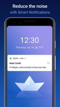 Spark - moderní e-mailový klient