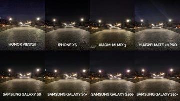 srovnání fotomobilů galaxy s8 s9 s10 mate 20 pro mi mix 3 view 20 iphone xs (2)