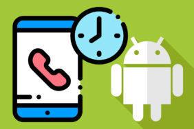 střídání času u android telefonů