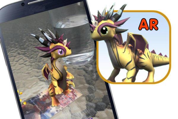 table dragon ar