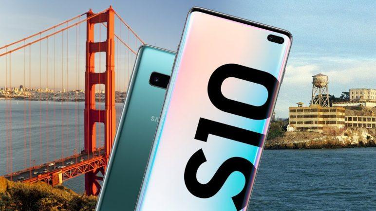 Vlog z USA 2. díl. Představení S10 📱 Golden Gate a Alcatraz