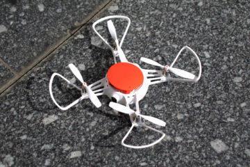 Xiaomi Mi Drone Mini design