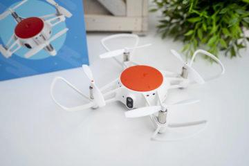 Xiaomi Mi Drone Mini design dronu