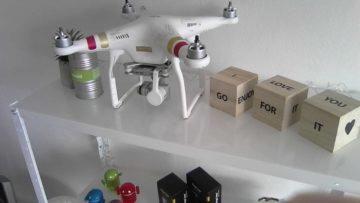 Xiaomi Mi Drone mini fotografie dron