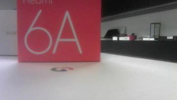 Xiaomi Mi Drone mini fotografie xiaomi redmi 6a