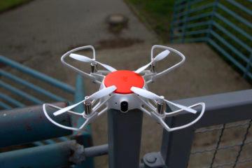 Xiaomi Mi Drone Mini zpracovani