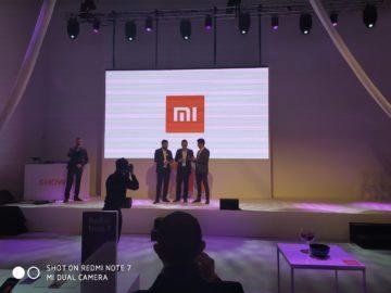 Xiaomi Redmi Note 7 fotografie tony chen
