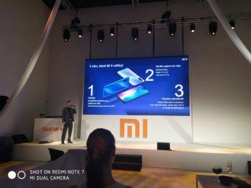 Xiaomi Redmi Note 7 fotografie xiaomi mi9