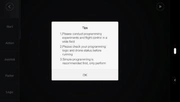 XiaomiMiDroneMini aplikace tipy