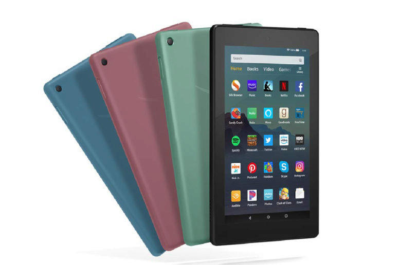 amazon fire 7 predstaveni