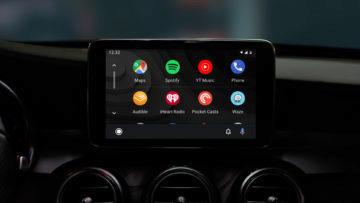 android auto redesign