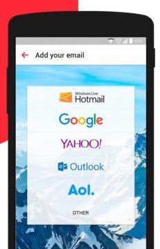Android - nejlepší emailový klient - MyMail