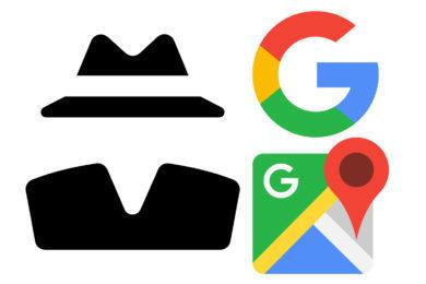 anonymni rezim google vyhledavani mapy