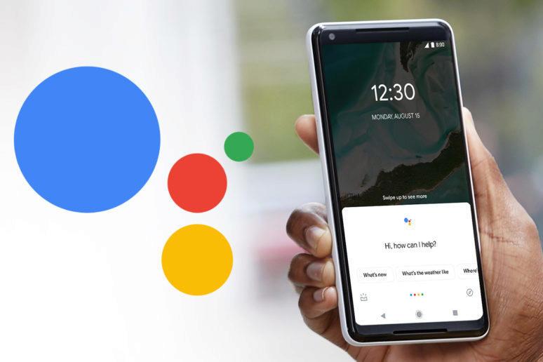 asistent google nove generace