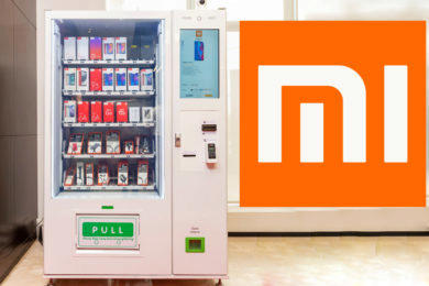 automat na nakup telefonu xiaomi