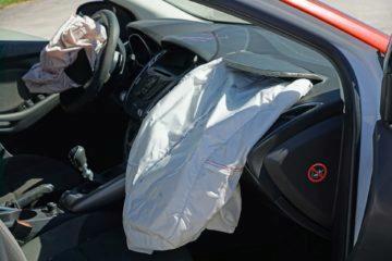autonehoda ilustracni foto
