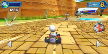 Boom Karts - Android hra 01