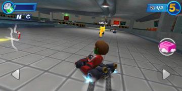 Boom Karts - Android hra 02