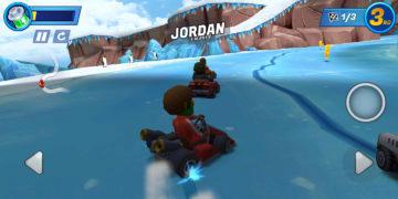 Boom Karts - Android hra 03