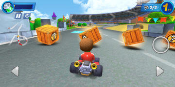 Boom Karts - Android hra 04