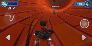 Boom Karts - Android hra 05