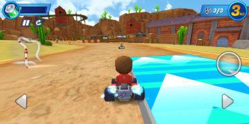 Boom Karts - Android hra 06