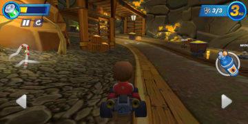 Boom Karts - Android hra 07