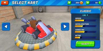 Boom Karts - Android hra 08