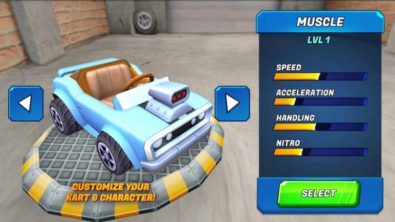 Boom Karts Beta Trailer