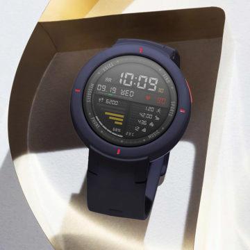 chytre hodinky xiaomi amazfit verge lite