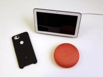 Chytry displej google home hub recenze mini pixel 2