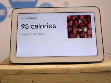 Chytry displej google home hub recenze odpovedi