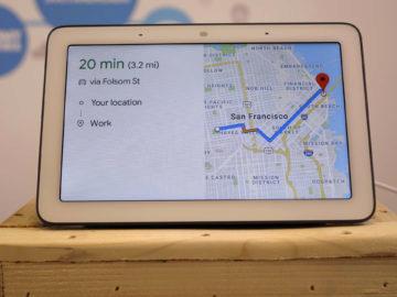 Chytry displej google home hub recenze prace