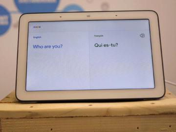 Chytry displej google home hub recenze prekladac