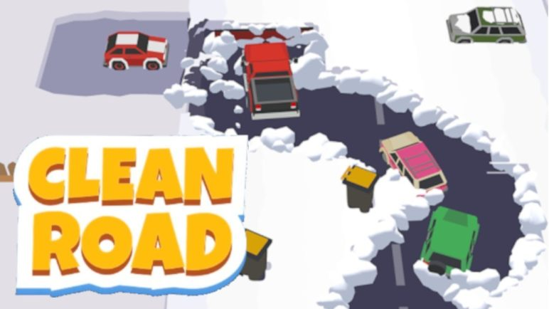 Clean Road - Gameplay Trailer (iOS, Android)