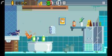 Crashy Cats - Android hra 02