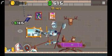 Crashy Cats - Android hra 03