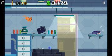 Crashy Cats - Android hra 04