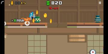 Crashy Cats - Android hra 05