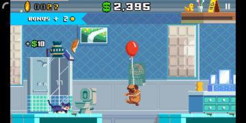 Crashy Cats - Android hra 06
